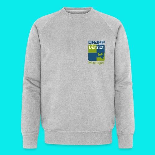 QWAPP District Manager Shirt - Männer Bio-Sweatshirt von Stanley & Stella
