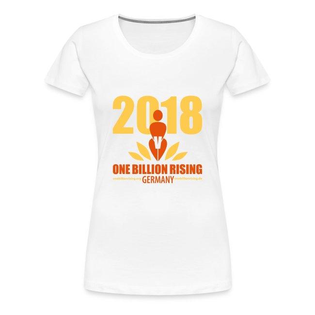 One Billion Rising 2018 Germany