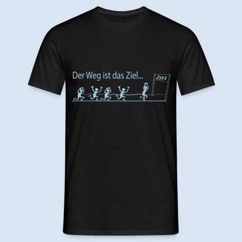 Mein Ziel Marathon – Stadtmarathon - Männer T-Shirt