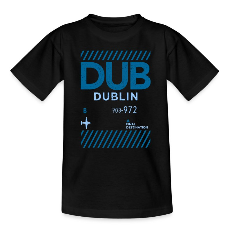 Dublin, Ireland - Kids' T-Shirt
