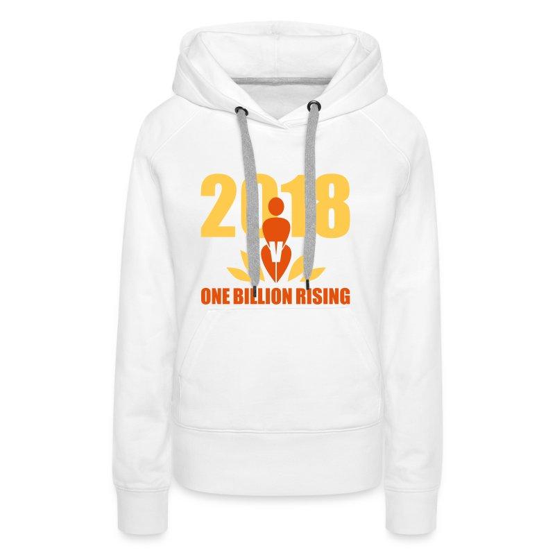 OBR Hoody 2018 - Frauen Premium Hoodie