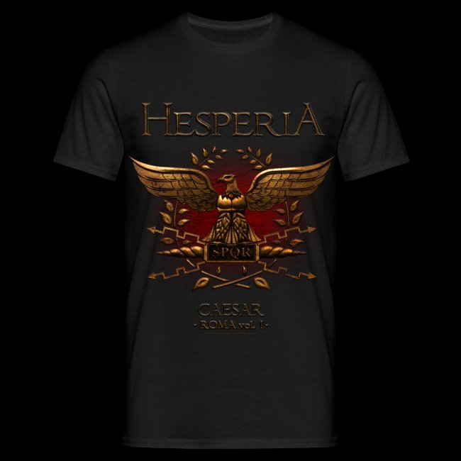 HESPERIA Caesar (Roman Eagle 2nd version)- Shirt