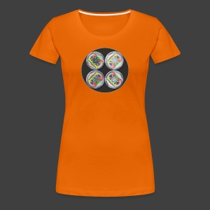 Five Spheres - Women's Premium T-Shirt