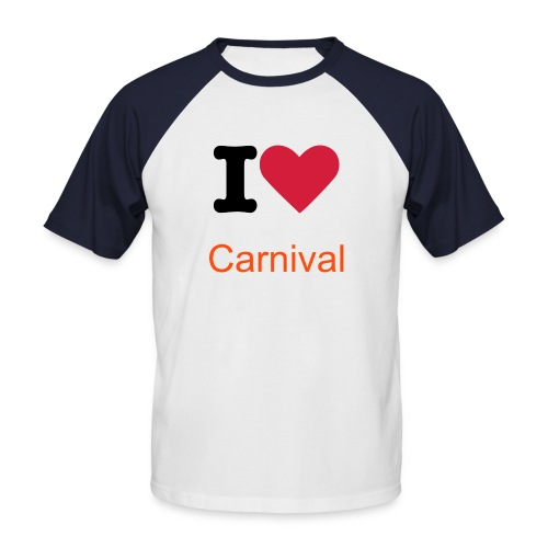 Carnival Tee - Men's Baseball T-Shirt