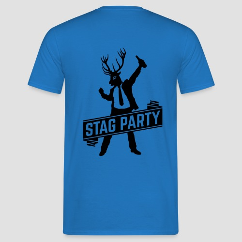 Stag Party - Men's T-Shirt