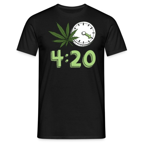 420 Shirt - Men's T-Shirt