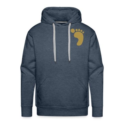 Baby-feet Luis Vutton glitter edition hoodie - Men's Premium Hoodie