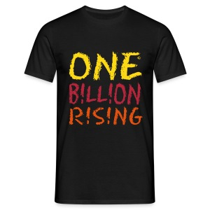 One Billion Rising - Männer T-Shirt