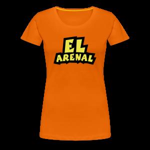 El Arenal Mallorca T-Shirt - Frauen Premium T-Shirt