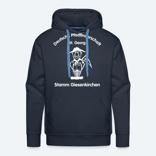 Kapuzenpullover mit Logo - Männer Premium Hoodie