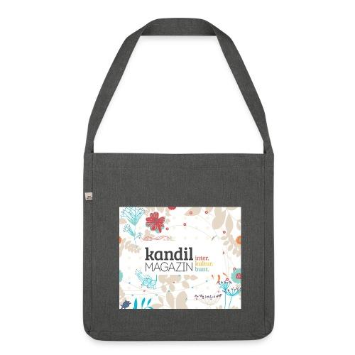 Schultertasche Kandil - Schultertasche aus Recycling-Material