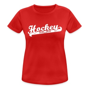 Hockey Mum Breathable T-Shirt - Women's Breathable T-Shirt