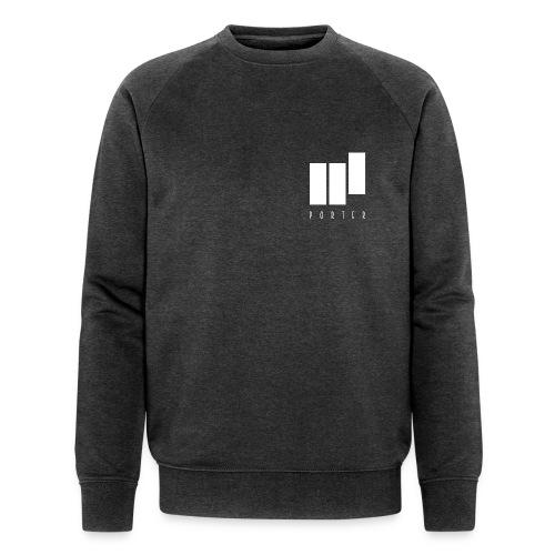 PORTER-Sweatshirt Sign - Männer Bio-Sweatshirt von Stanley & Stella