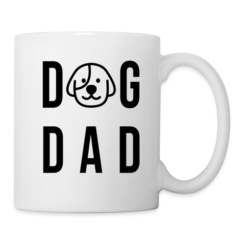 DOG DAD Tasse - Tasse
