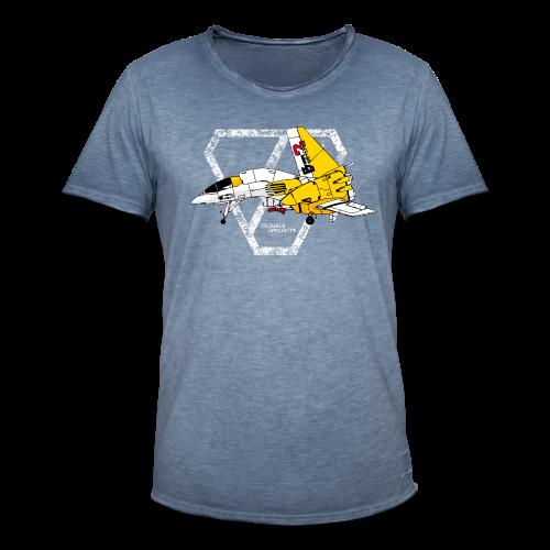Buster2 - Men's Vintage T-Shirt