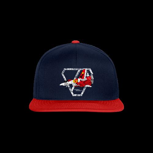 Buster1 - Snapback Cap