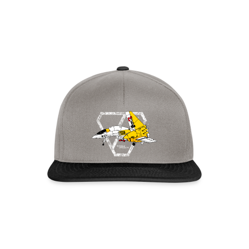 Buster2 - Snapback Cap
