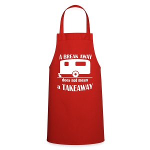 Apron - A break away - Cooking Apron