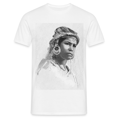Woman from Morocco - T-shirt Homme