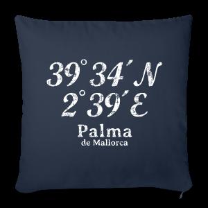 Palma de Mallorca Koordinaten Vintage White