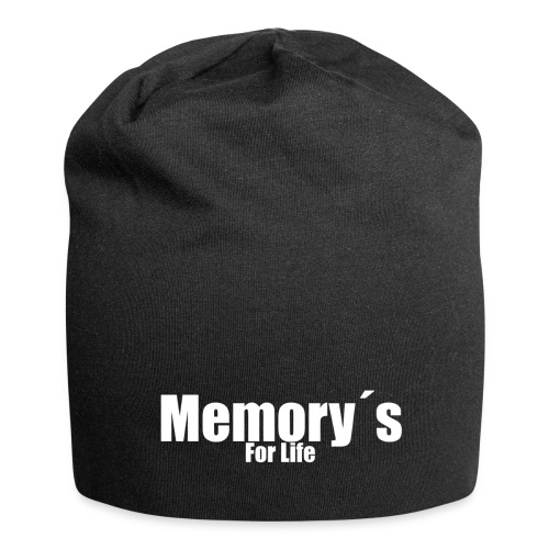 Memory´s hat - Jersey Beanie