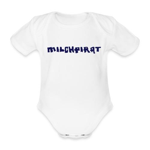 Schlafräuber body - Baby Bio-Kurzarm-Body