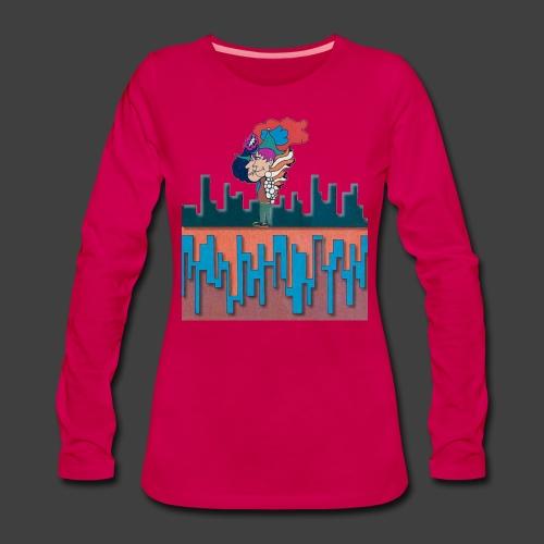 Supertwins - Women's Premium Longsleeve Shirt