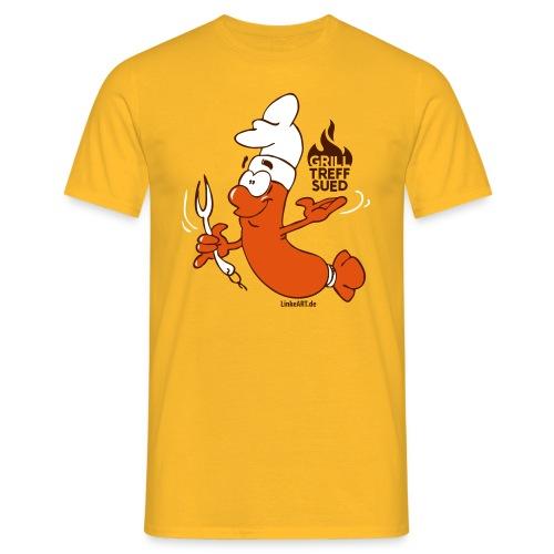 Männershirt - Männer T-Shirt
