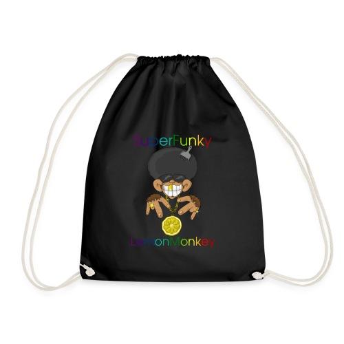 SuperFunky LemonMonkey Gym Bag - Gymtas