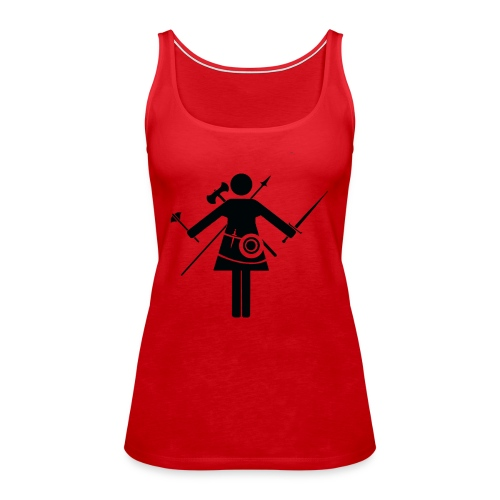 Back to life - Women's Premium Tank Top