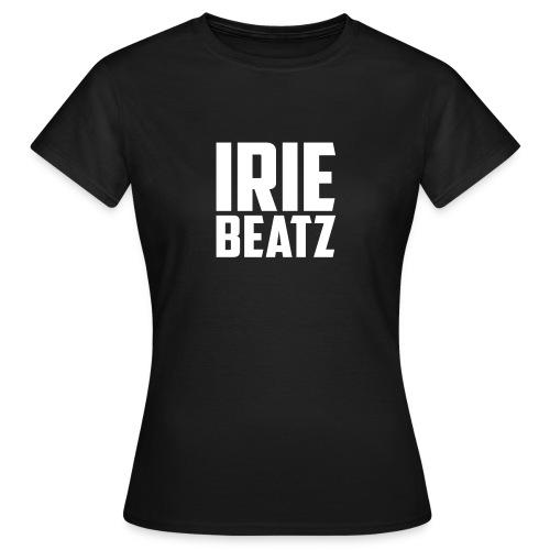 Irie Beatz Frauen Shirt schwarz - Frauen T-Shirt