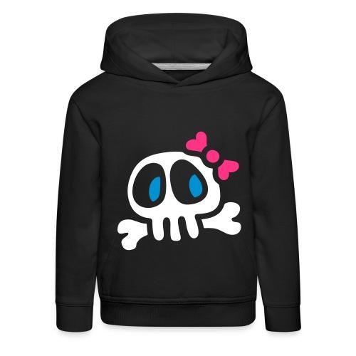 Skull Hoodie - Kids' Premium Hoodie