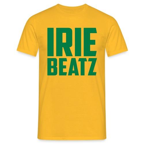 Irie Beatz Männer Shirt reggaeboy - Männer T-Shirt