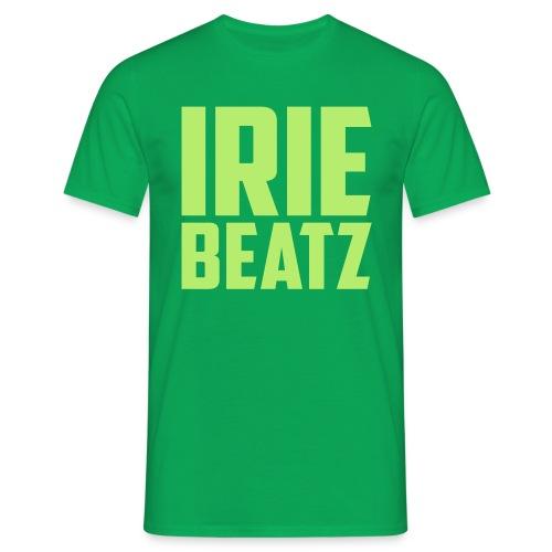 Irie Beatz Männer Shirt grün - Männer T-Shirt