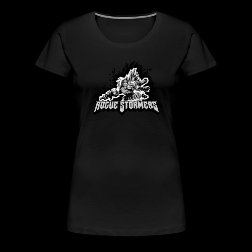 Rogue Stormers Damen T-Shirt - Premium - Women's Premium T-Shirt