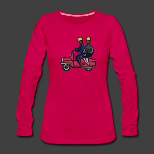 The Raid - Women's Premium Longsleeve Shirt