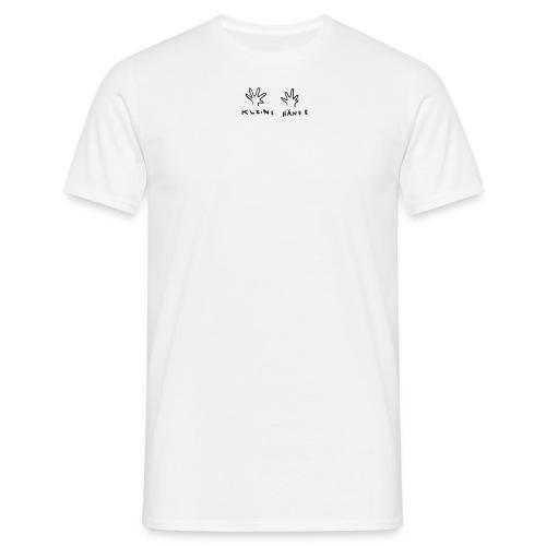 Kleine Hände Fanshirt - Männer T-Shirt