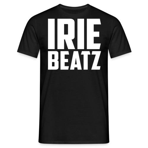 Irie Beatz Männer Shirt schwarz - Männer T-Shirt