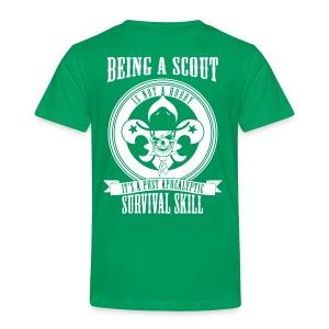 Apocalypse  White - Kids - Kids' Premium T-Shirt