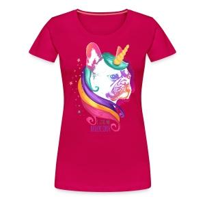 I love my Bullycorn - Frauen Premium T-Shirt - Frauen Premium T-Shirt