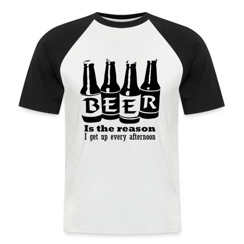 Beeer - Men's Baseball T-Shirt