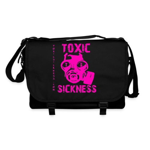 Ladies Toxic Sickness Shoulder Bag - Shoulder Bag
