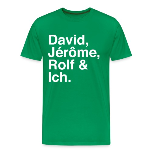 Fussballstyler / Premium T-Shirt - Männer Premium T-Shirt