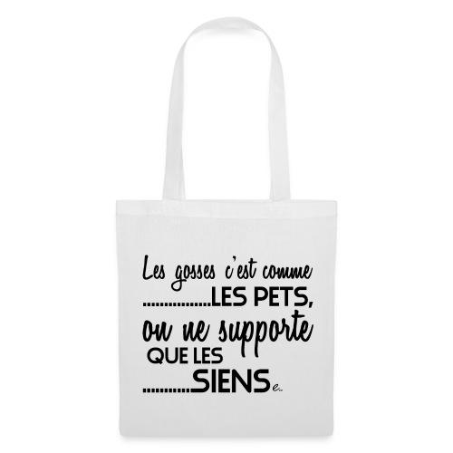 """Tote Bag Les Gosses"""" - Tote Bag"""