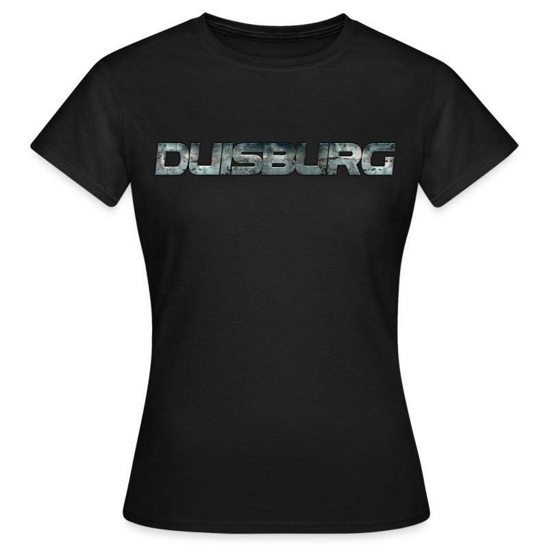 Duisburg Ghost - Frauen T-Shirt