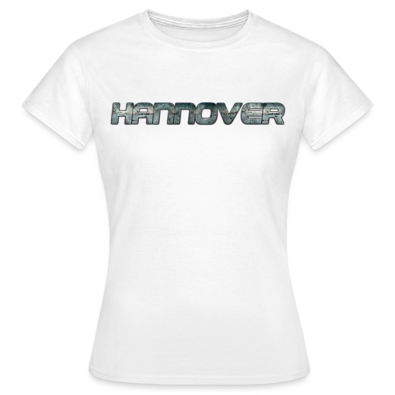 Hannover Ghost - Frauen T-Shirt
