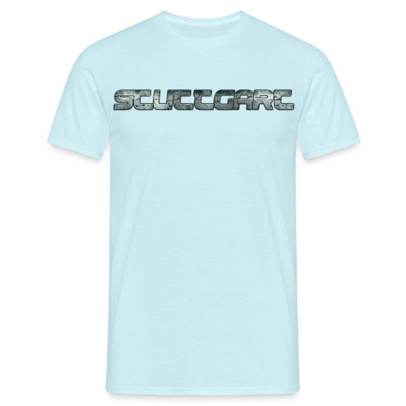 Stuttgart Ghost - Männer T-Shirt