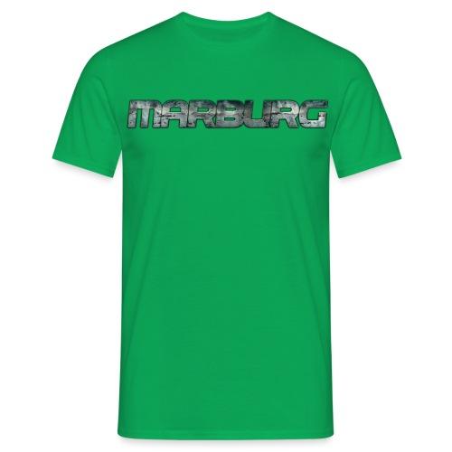 Marburg Ghost - Männer T-Shirt