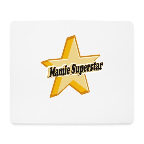 Tapis de Souris Mamie Superstar - Tapis de souris (format paysage)