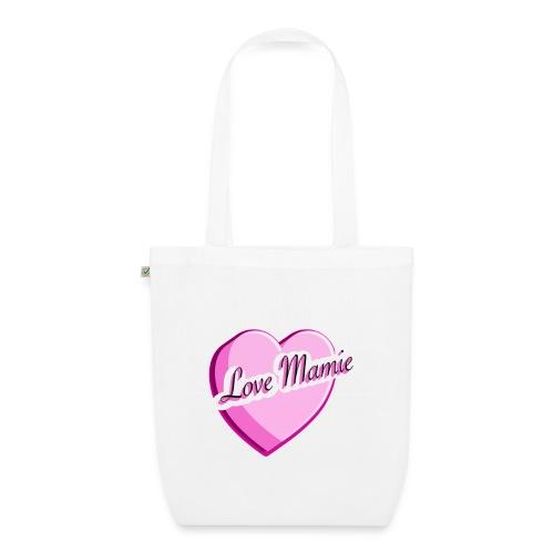Sac Love Mamie - Sac en tissu biologique